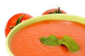 la importancia de un buen ajo para un buen gazpacho